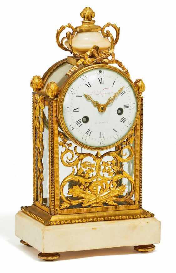 Kleine Pendulum Louis XVI - photo 1