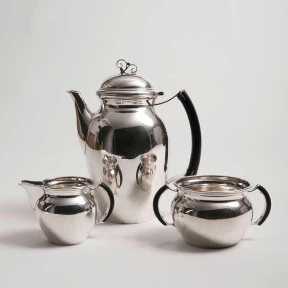 "Jens Sigsgaard ""Art Deco Coffee Service"" - photo 1"