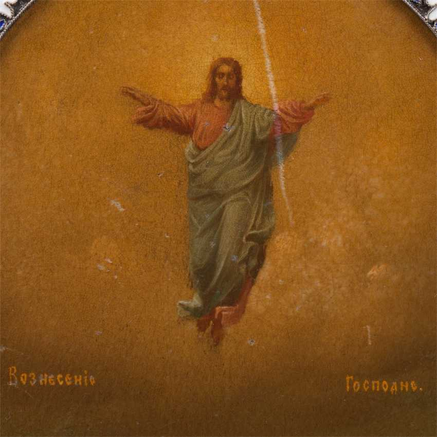 The icon of the ascension in an academic manner - photo 3