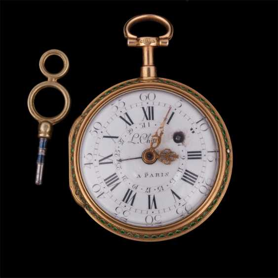 Presentation pocket watch, handed Arrighi Casanova - photo 1