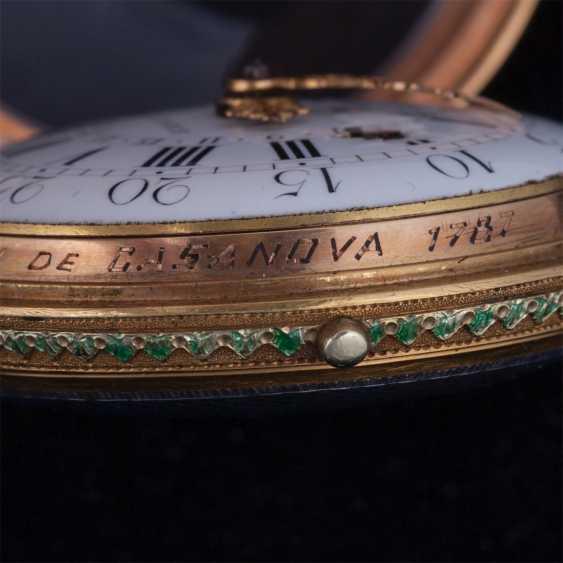 Presentation pocket watch, handed Arrighi Casanova