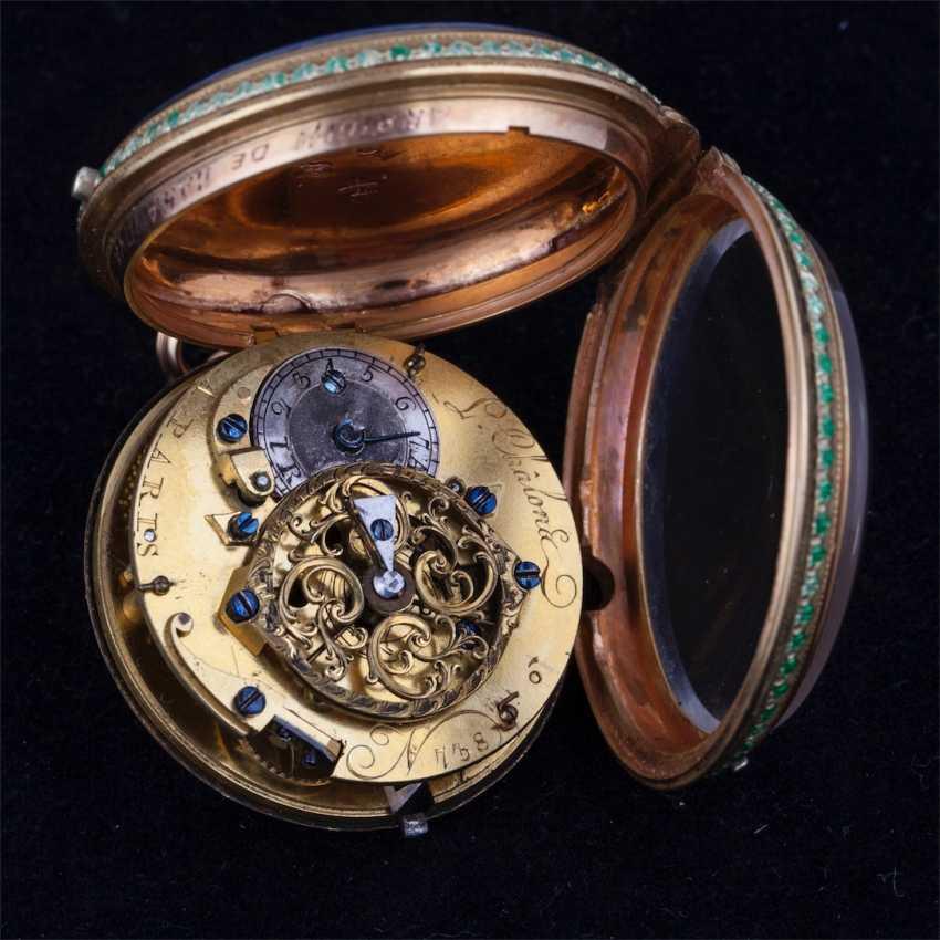 Presentation pocket watch, handed Arrighi Casanova - photo 5