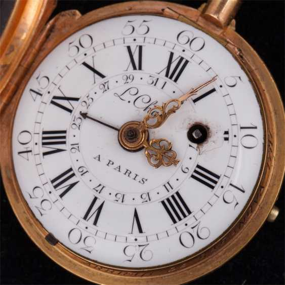 Presentation pocket watch, handed Arrighi Casanova - photo 2