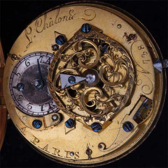 Presentation pocket watch, handed Arrighi Casanova - photo 4