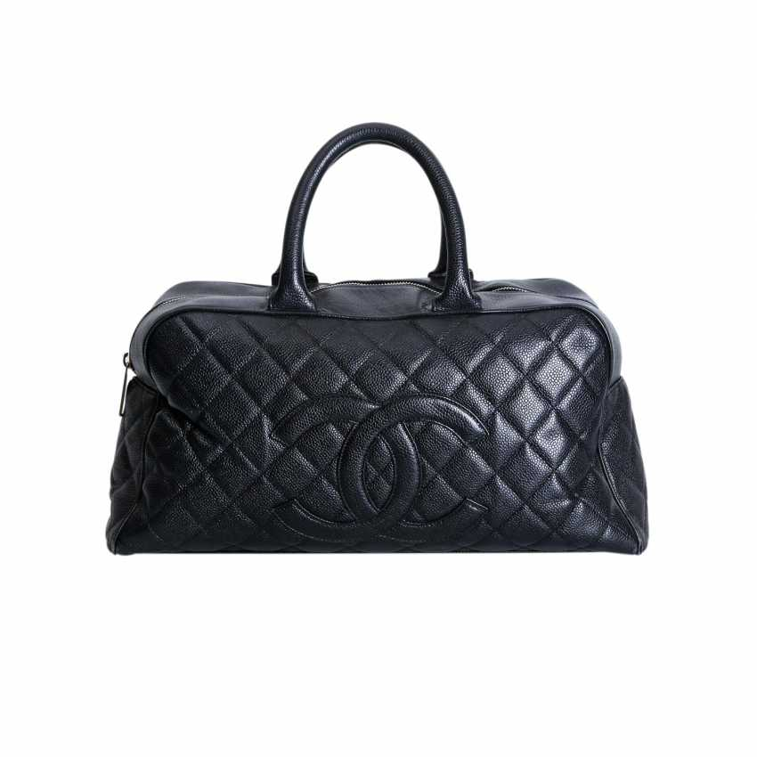 7bf09a5f960c Lot 19. CHANEL tote bag, KolLänge: 2003-2004. from the catalog ...