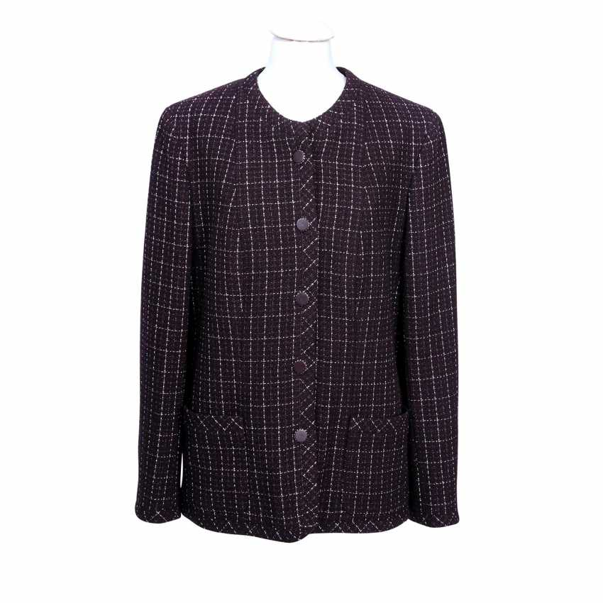 c1419b5973da Lot 119 CHANEL classic jacket
