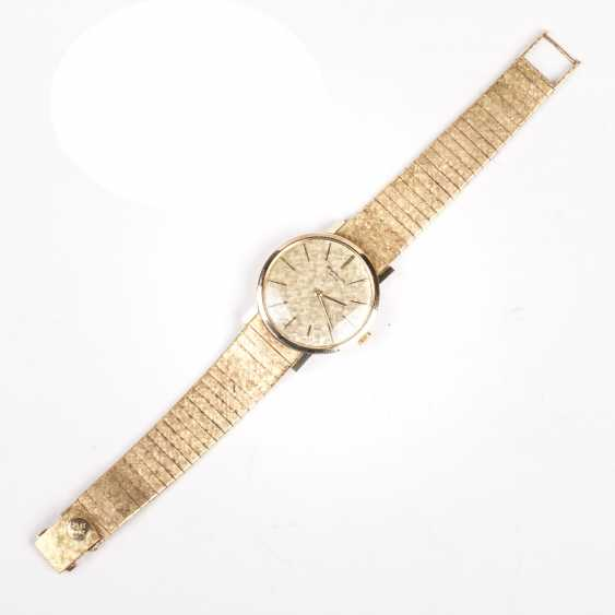 Gold watches PATEK PHILIPPE gold strap - photo 2