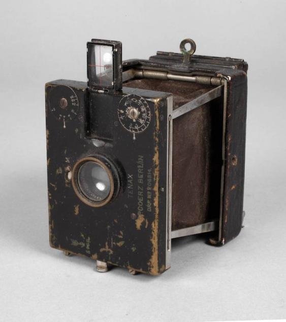 старые фотоаппараты аукцион этом