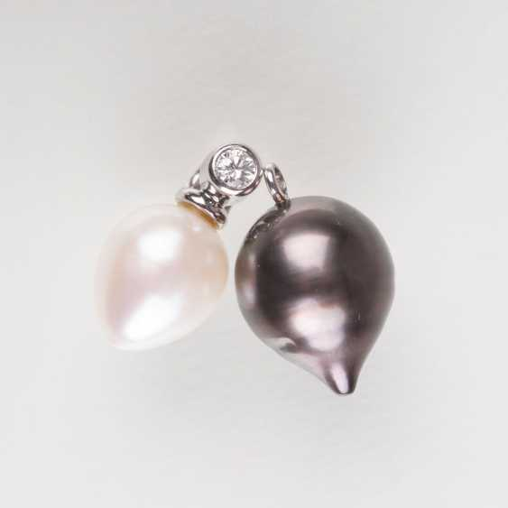 """Platinum jewelry Set with Niessing Circlet of Ehinger-Schwarz"" - photo 3"