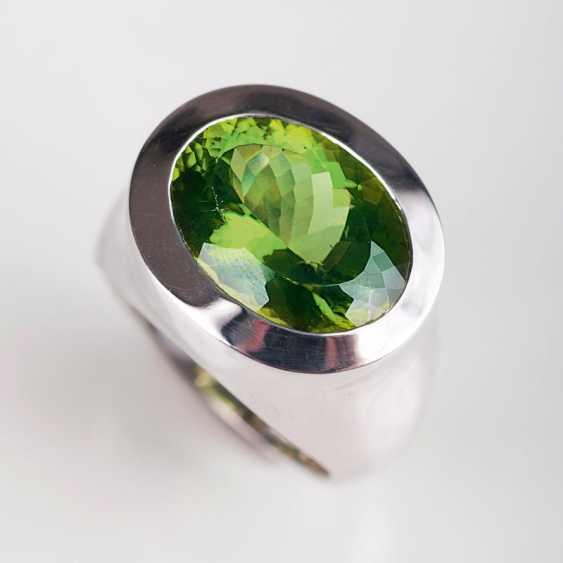 ''Peridot-Ring'' - photo 1