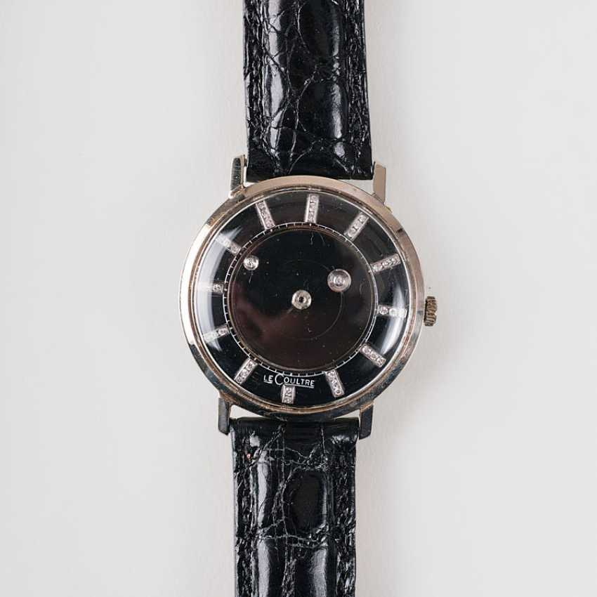 "LeCoultre Art Deco Armbanduhr 'Mysterious""' - photo 1"