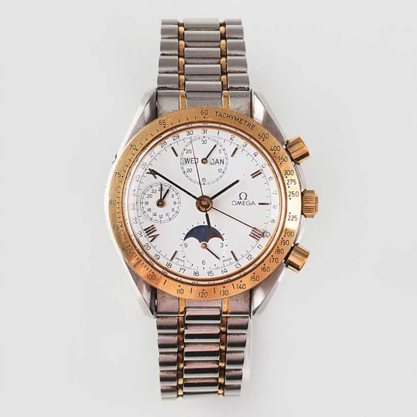 Omega ''Herren-Armbanduhr 'Golden Gate Chronograph''' - photo 1