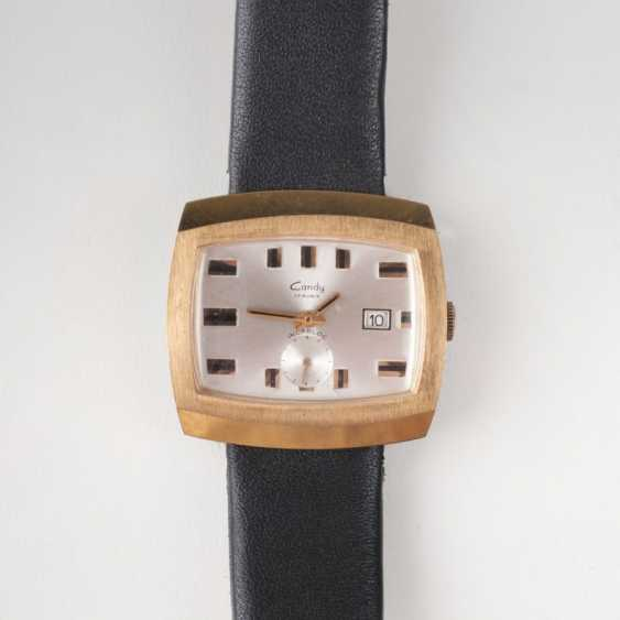 """Vintage men's wrist watch from Candy"" - photo 1"