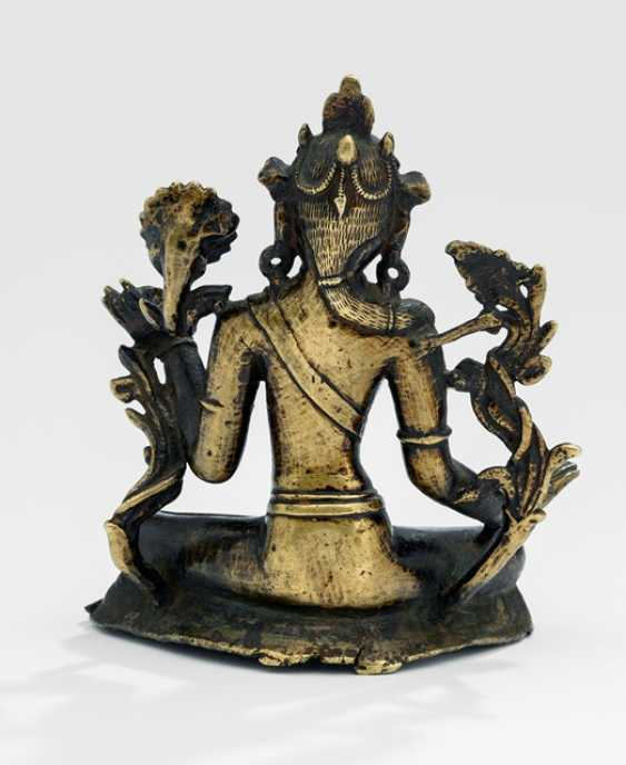 Rare Bronze of Tara - photo 4