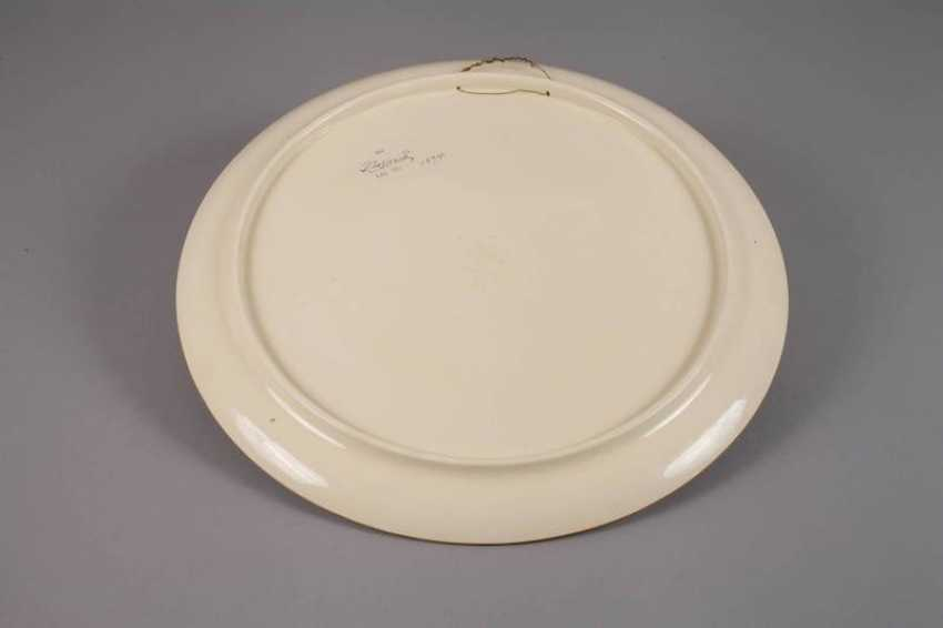 Art Nouveau Rorstrand Art Nouveau Plate Periods & Styles
