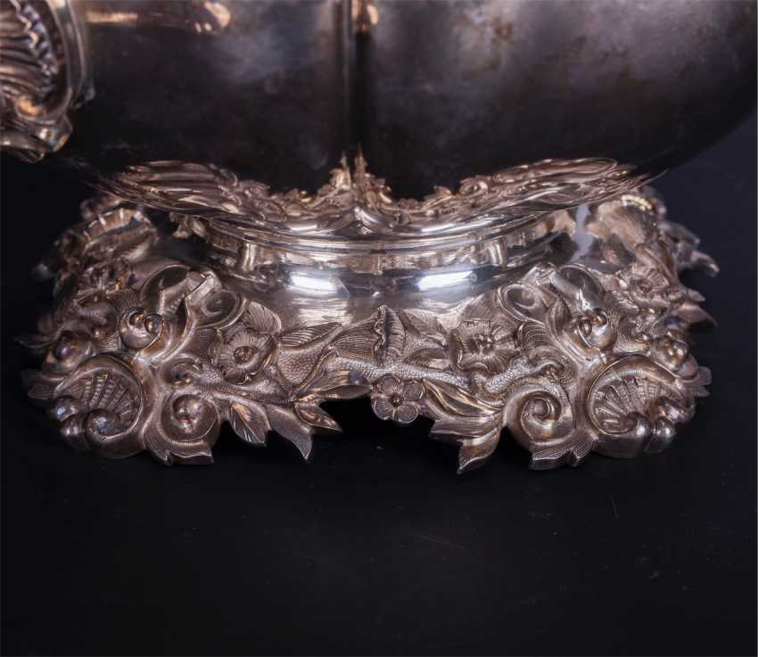 Silver set of 5 items - photo 9