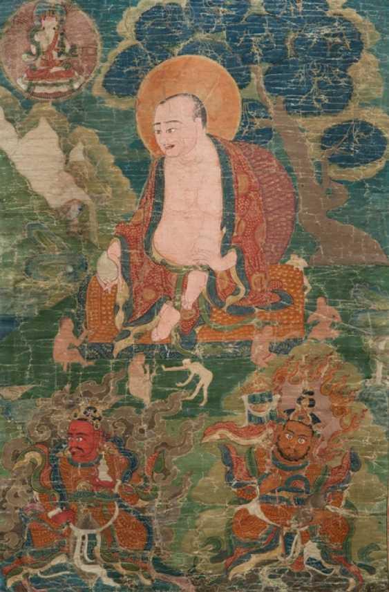 Hva Shang - companion of the 16 Arhats - photo 1