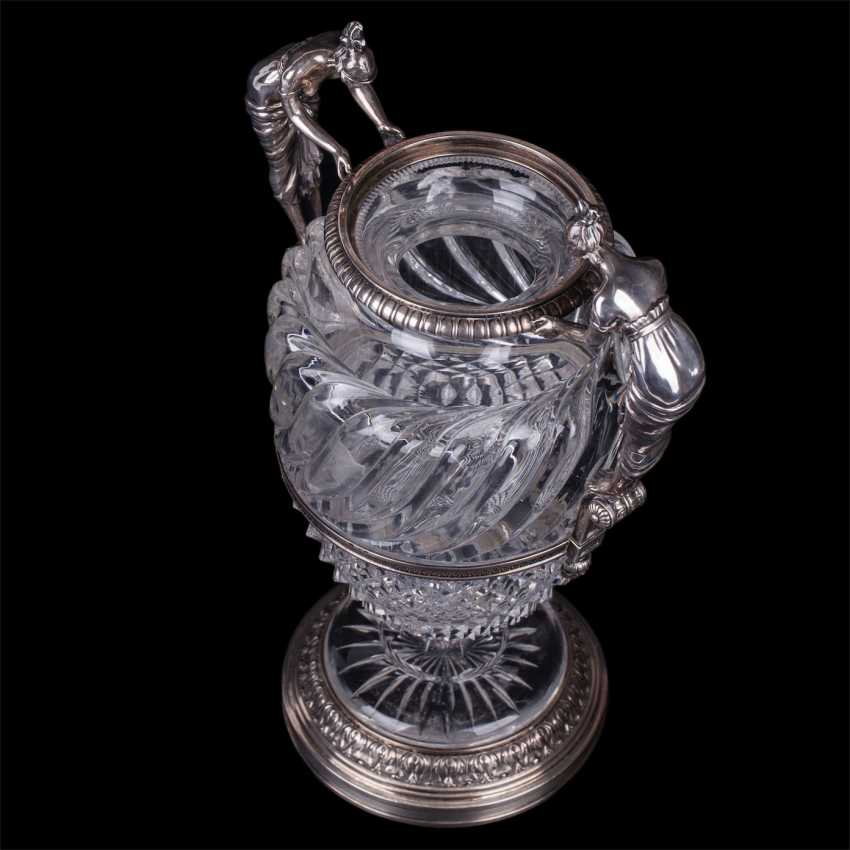 The amphora. Faberge neoclassical style. Master Of Yalmar, Armfeldt - photo 3