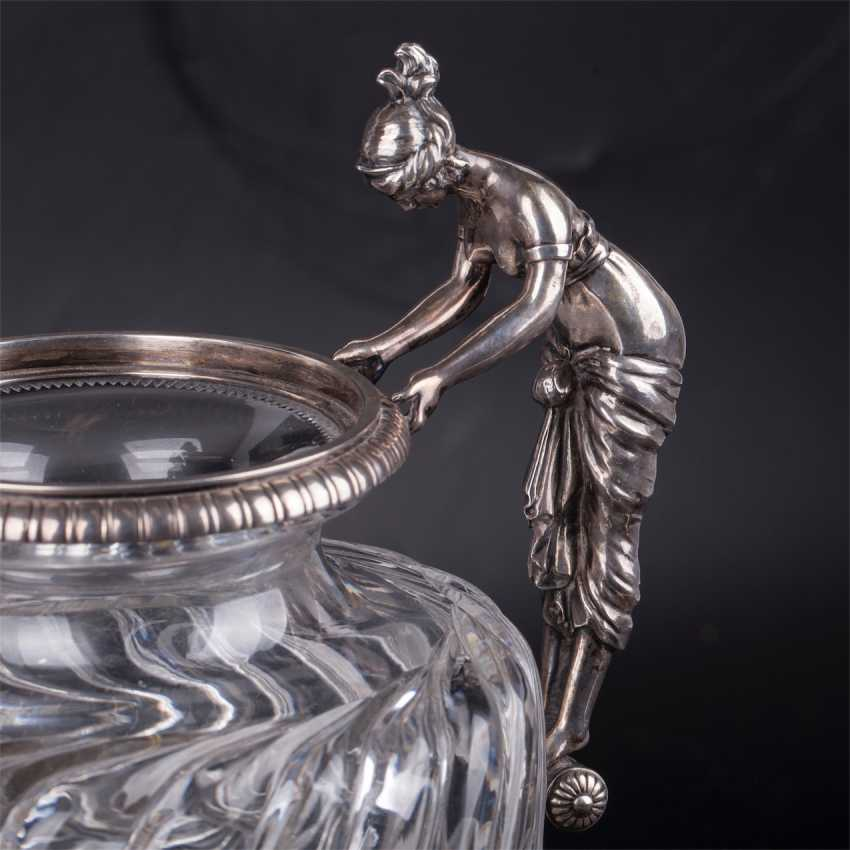 The amphora. Faberge neoclassical style. Master Of Yalmar, Armfeldt - photo 2