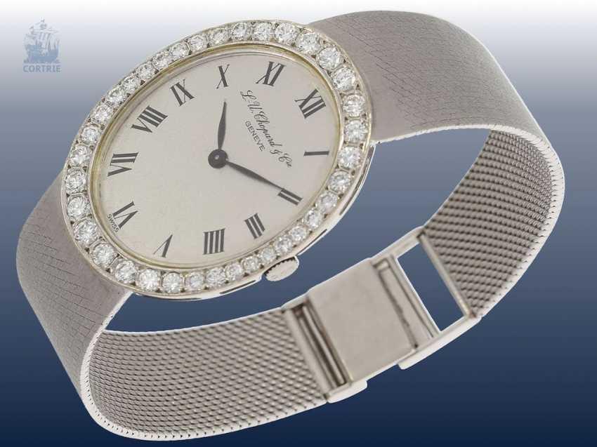 Mit ArmbanduhrHochwertige Chopard Damenuhr Vintage ArmbanduhrHochwertige Vintage dtxhQsrCB