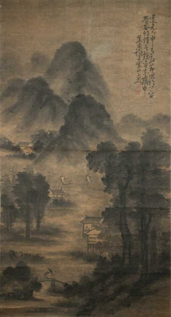 In the style of Xie Lansheng (1760-1831) - photo 1