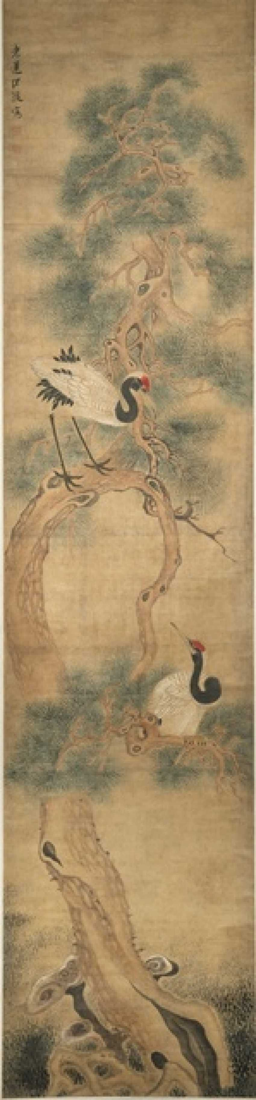 In the style of Chen Hongshou (1599-1652) - photo 1