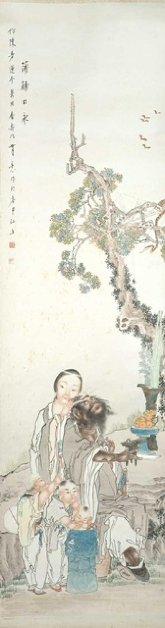 Shen Zhaohan (1856-1941) - photo 1
