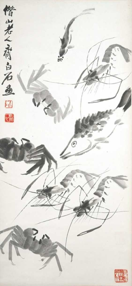 In the style of Qi Baishi (1864-1957) - photo 1