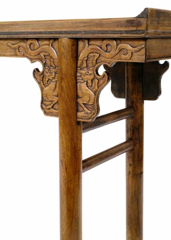Altar table made of hard wood - photo 2