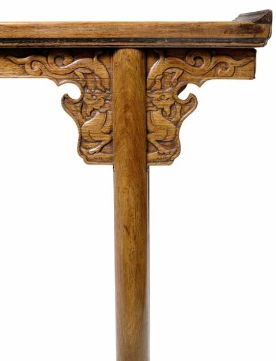 Altar table made of hard wood - photo 4