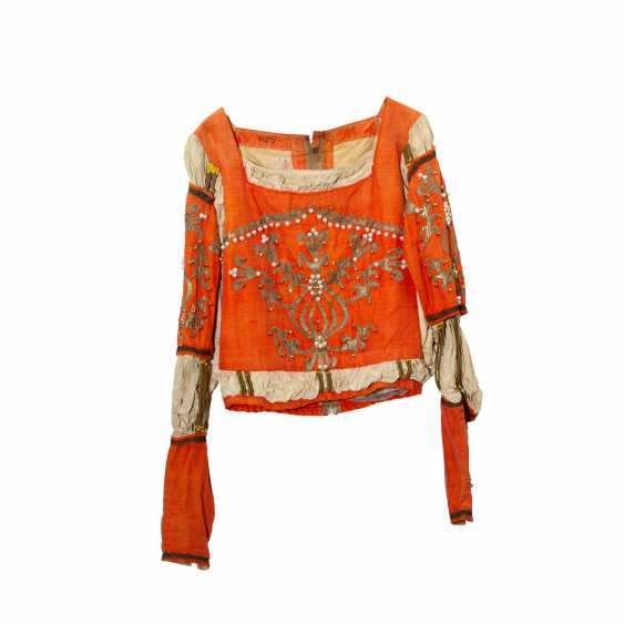Bolero jacket with a closed Front, formerly the Württemberg state theatre, - photo 1