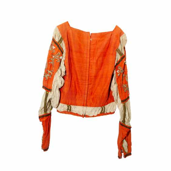 Bolero jacket with a closed Front, formerly the Württemberg state theatre, - photo 3