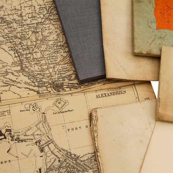 Treasure trove of historical maps and lithographs- - photo 3