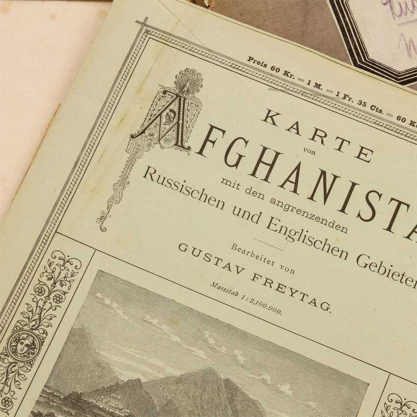 Treasure trove of historical maps and lithographs- - photo 4
