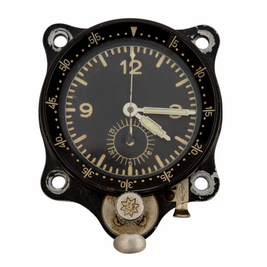 JUNGHANS clock 1940s, - photo 5