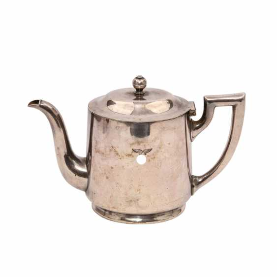 German Reich 1933-1945 - silver-Plated jug, Gebrüder Hepp, - photo 2