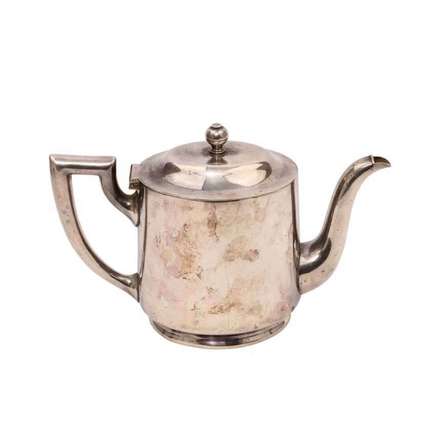 German Reich 1933-1945 - silver-Plated jug, Gebrüder Hepp, - photo 4