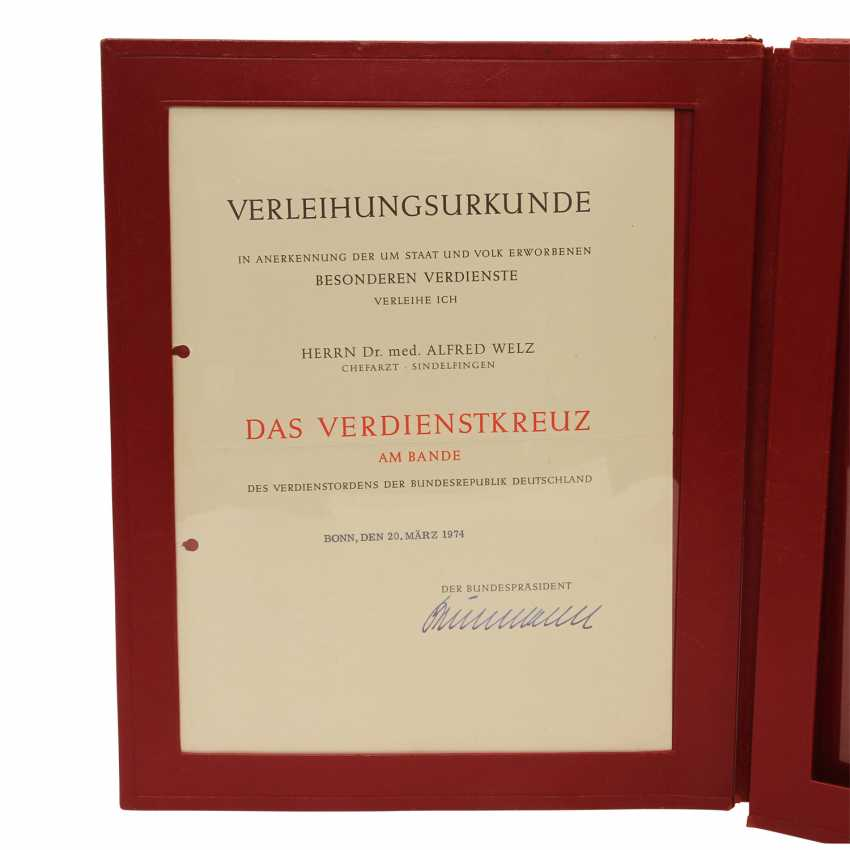 German Reich 1933-1945 document folder with 5 documents - photo 2