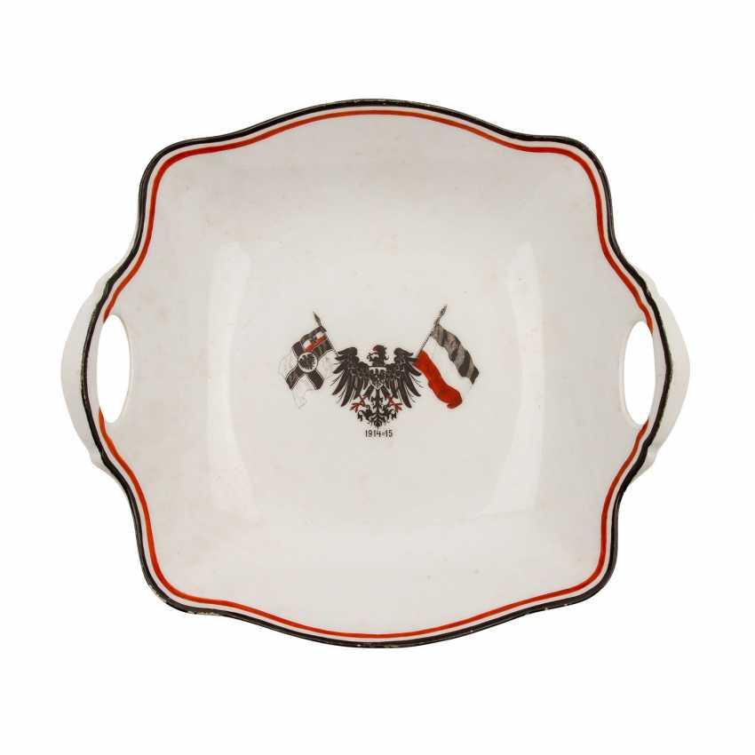 Souvenir porcelain 2 Christmas plate 1940/1941 ROSENTHAL, - photo 3