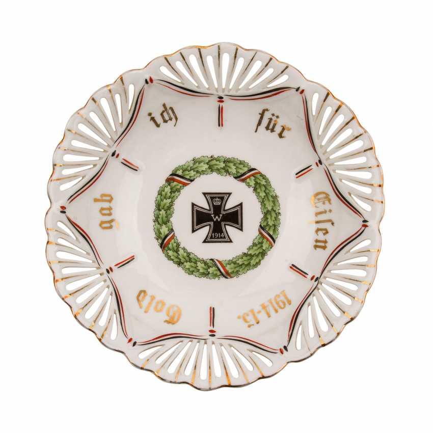 Souvenir porcelain 2 Christmas plate 1940/1941 ROSENTHAL, - photo 6