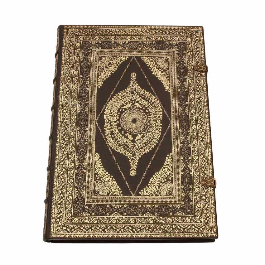 По факсу Kupferbibel 1630 Старый Завет - - фото 3