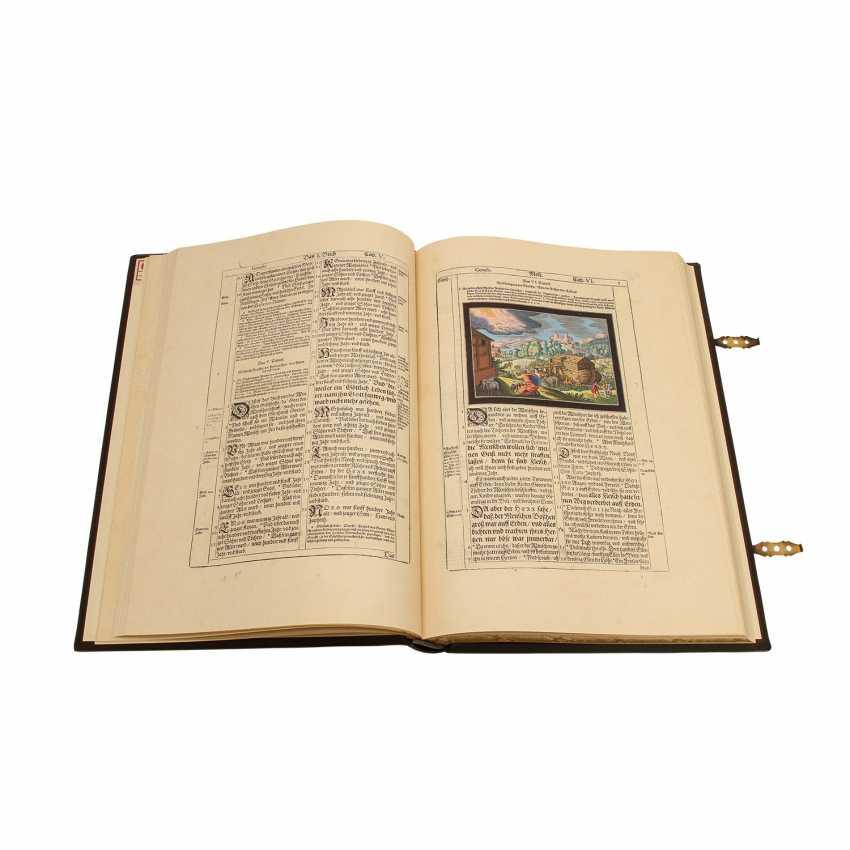 По факсу Kupferbibel 1630 Старый Завет - - фото 5