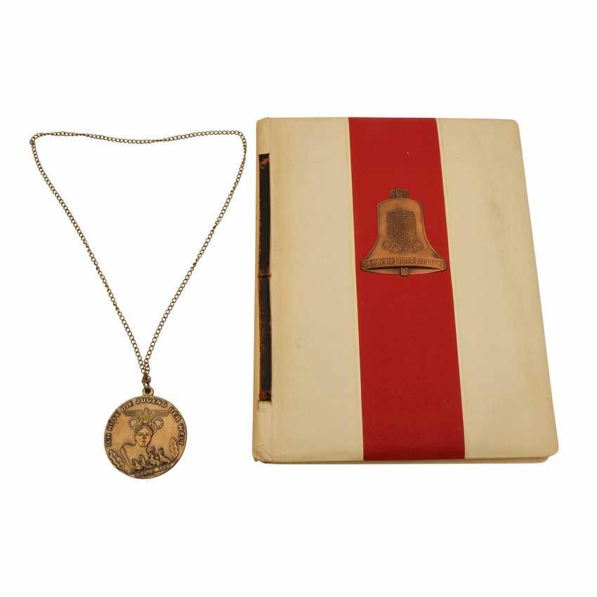 German Reich 1933-1945 - the XI Olympiad 1936, - photo 1