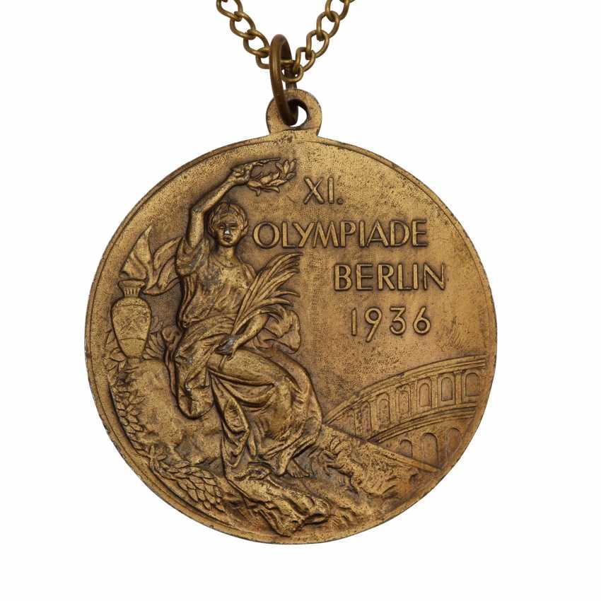 German Reich 1933-1945 - the XI Olympiad 1936, - photo 2