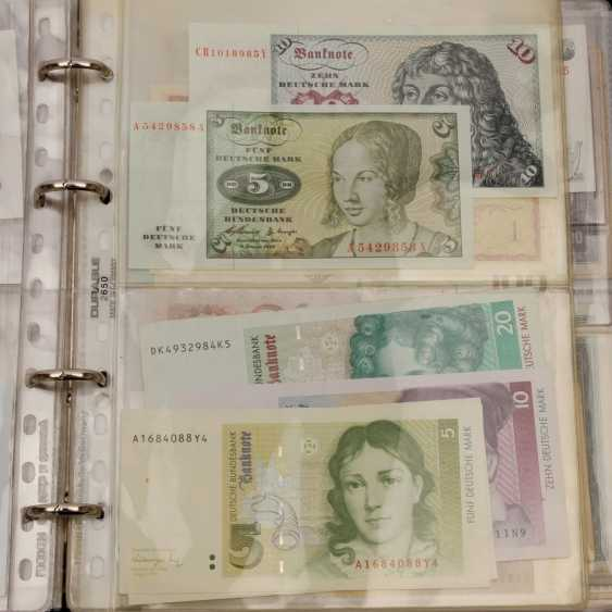 Dt. Empire / Austria - About 100 mostly different notes, - photo 5
