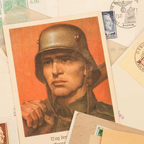 General government - 20 philatelic documents - photo 2