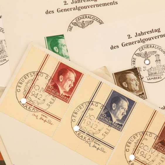 General government - 20 philatelic documents - photo 3