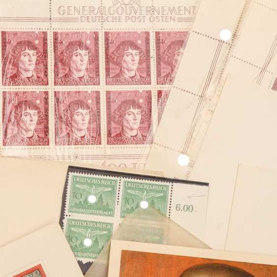 General government - 20 philatelic documents - photo 4