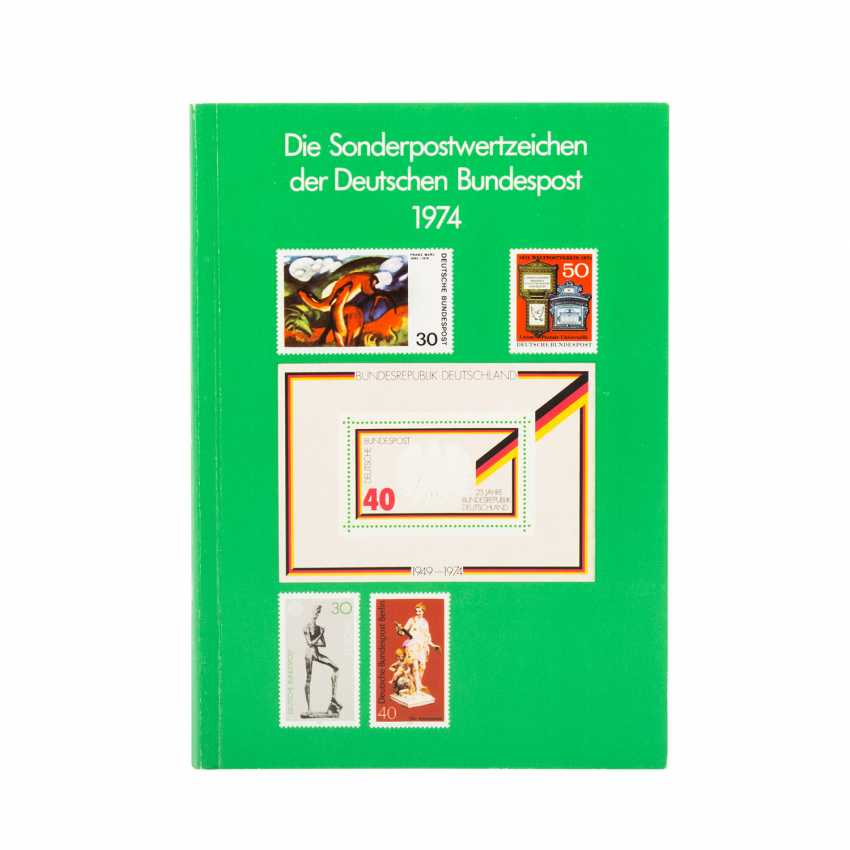 Germany - Yearbook 1974, in the rare edition II, - photo 1
