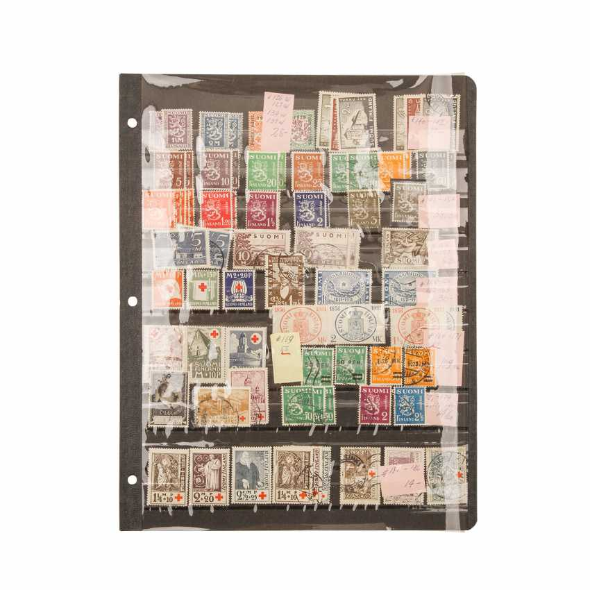 Finland - Beautiful post office fresh, unused and stamped collection, - photo 4